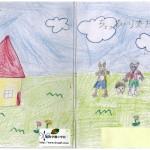 2011年度2年生国語「絵本作り」5