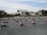 6年生 民舞の練習