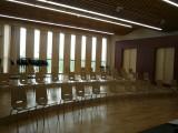 新校舎の紹介2「音楽室」