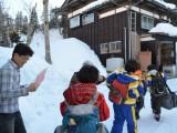 5年生 雪の学校レポート4(2012年度)