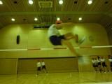 6年 体育 高跳び