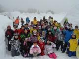 5年生 雪の学校レポート1(2012年度)