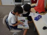 3年生 図書館クイズ