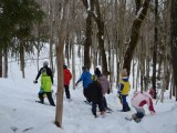 5年生 雪の学校レポート3(2012年度)