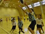 5年 体育バスケットボール(リーグ戦)