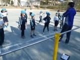 2年生 体育の授業 ~鉄棒とランニング~