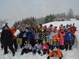 5年生「雪の学校」 NO.3 1日目後半(2013年度)