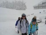 5年生「雪の学校」 NO.4 2日目序章(2013年度)