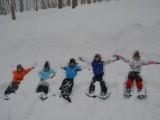 5年生「雪の学校」 NO.5 2日目前半(2013年度)