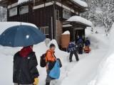 5年生「雪の学校」 NO.7 3日目(2013年度)