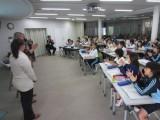 4年 英語の授業