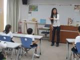 1年生 英語の授業