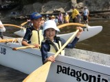 江ノ島でアウトリガーカヌー〜海のアフタースクール第2弾