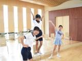 ダンス部 学園祭公演練習