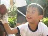 1年生お芋掘り