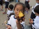 1年 焼き芋パーティー