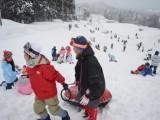 5年生「雪の学校」NO.2(2014年度)