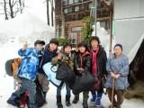 5年生「雪の学校」NO.7(2014年度)