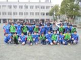 2014年度 サッカークラブ 学園中高サッカー部との交流会