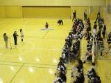 中国雲南省昆明市の春城小学校の子ども達との交流