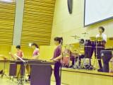 鑑賞教室『パシフィック打楽器合奏団スクールコンサート』