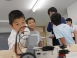 8月4日(火) 1年生~3年生限定!FLLロボット体験!