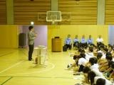 6年生「薬物乱用防止」特別授業