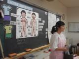 「山の学校」前の保健指導 vol.3