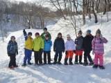 5年生「雪の学校」NO.5(2016年度)
