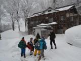 5年生「雪の学校」NO.6(2016年度)