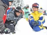 5年生「雪の学校」NO.2(2016年度)