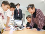 新4年生向けFLLロボットプログラム体験