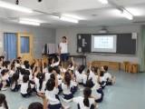 1年 水辺の安全教室