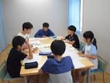2学期最初の委員会活動