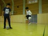 【スペシャル】フリースタイルフットボール