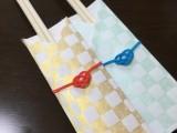【12月スペシャル】12月14日(木)水引を結んで祝い箸袋を作ろう