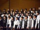 六年生、最後の音楽会