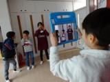 iPadを使った英語の授業
