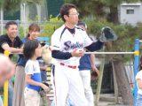 古田敦也さんと野球② ~ピンチを楽しむ~
