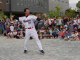古田敦也さんがアフターに来てくれました!
