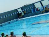 伝統のある水泳授業