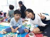 2018 5年生 学園幼稚園年中さんとの交流