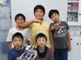 【プログラム】5-6年ロボット 12月の大会に向けて