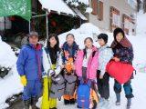 5年生「雪の学校」NO.6(2018年度)