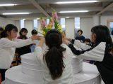 【プログラム】日本文化華道発表会(おやつメニュー)