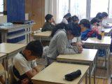 東日本大震災から8年 追悼