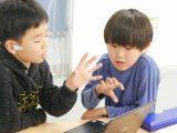 【プログラム】4年生、初めてのロボットプログラム(おやつメニュー)