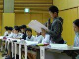 児童会総会~自分たちの学校をつくろう~