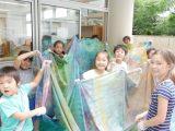 【7/22~24 預かりイベント】巨大な布を染めよう!