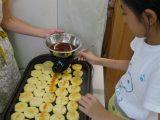 【お預かりイベント】芋餅作り (おやつメニュー)